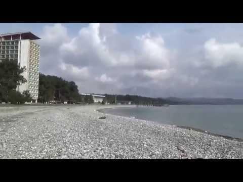 Отдых в Абхазии. Курорт Пицунда