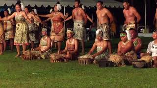 USPSA siva Samoa  2018