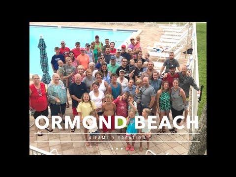 Ormond Beach || Family Vacation