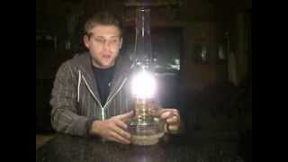 Aladdin Oil Lamp : Running your lamp effectively