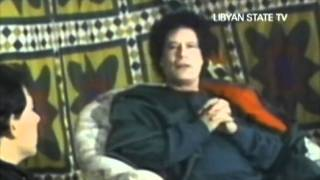 Moammar Gaddafi : The World