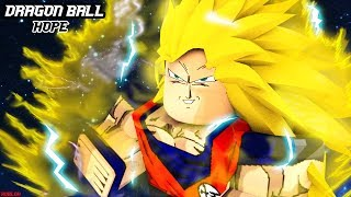 THIS COMBAT SYSTEM!!!!! | DRAGON BALL HOPE TESTING | ROBLOX