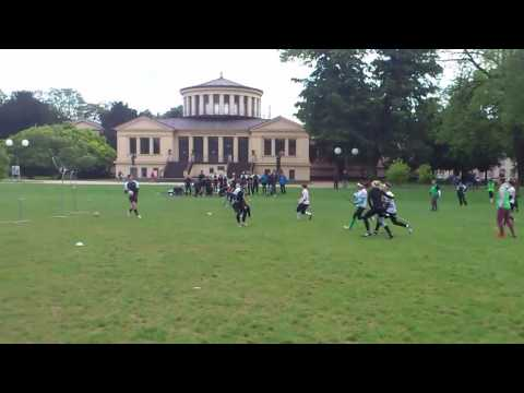 Quidditch Match Deutschland vs Niederlande / Germany vs Netherlands - 15. Mai 2016 - Bonn