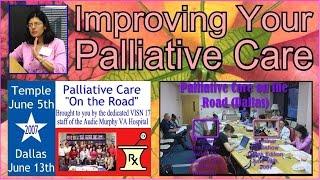 STGEC: PalCare RoadShow-Dallas | Improving Palliative Care (2007)