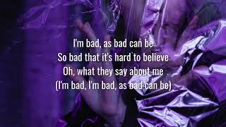 Royal Deluxe - Bad (Lyrics)
