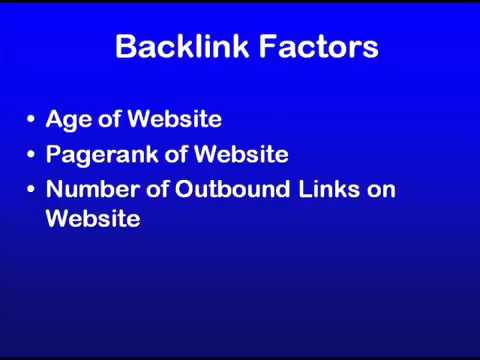 13 - SEO Education 101 What Makes a Great Backlink