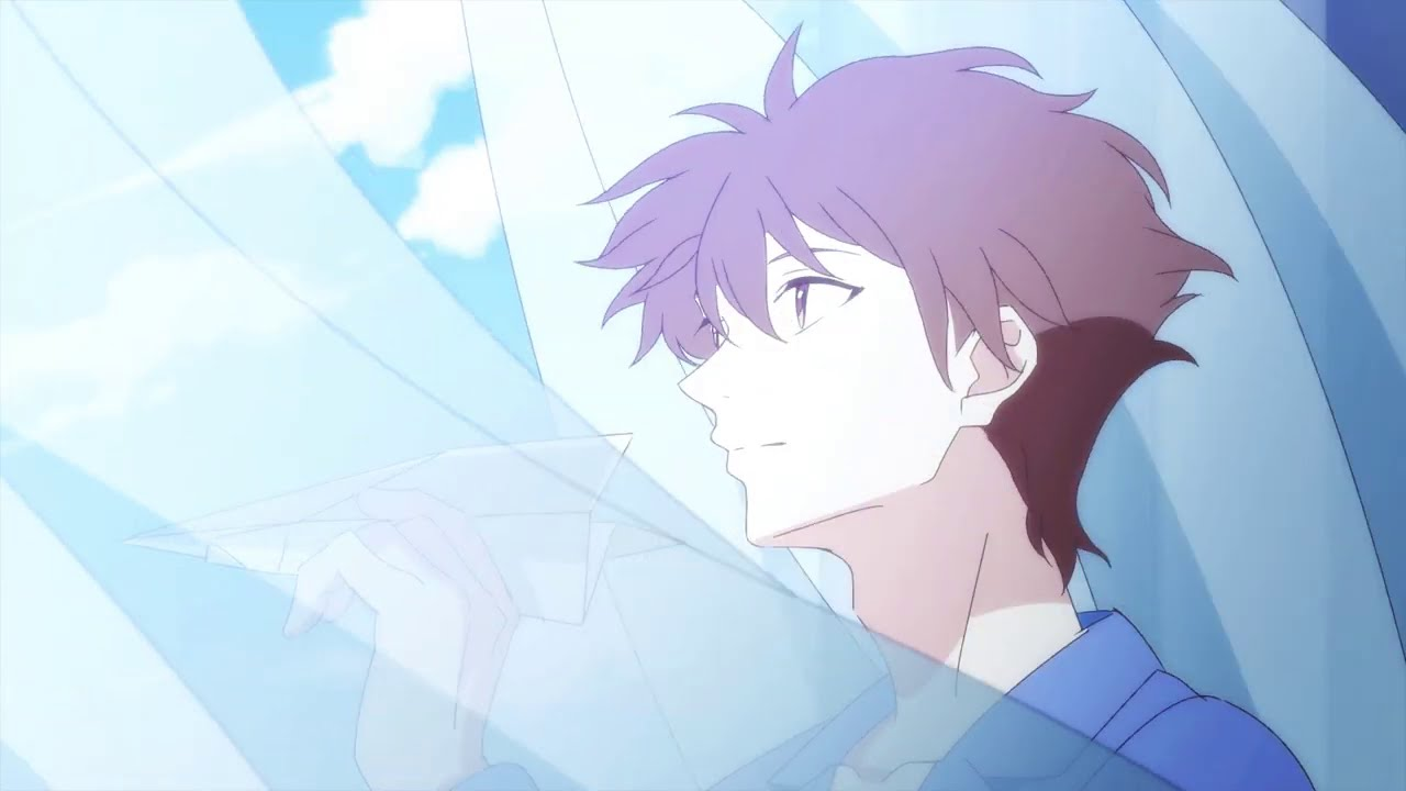 【自主制作アニメepisode.05 紙飛行機】Hikari~be my light