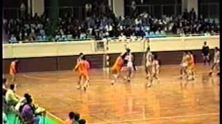 1994年関東学生ハンドボールリーグ 中央大vs法政大・早稲