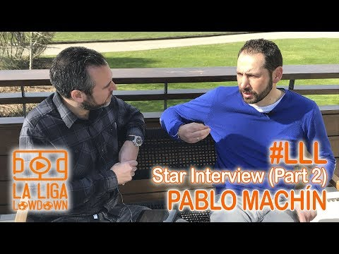 Mastering Madrid, Manchester City & More - EXCLUSIVE Pablo Machín Interview, Part 2!