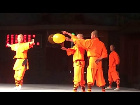 Shaolin Monks Show