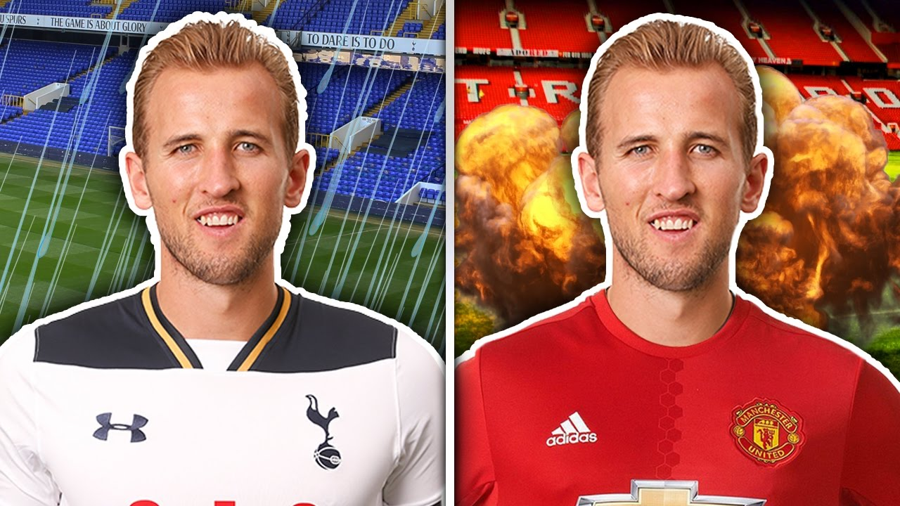 Are Manchester United Set To Sign Harry Kane For 50million