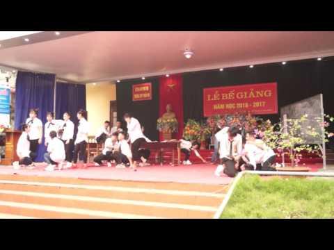 BẾ GIẢNG 2016 - 2017 THPT Trần Phú - Việt Trì (Hoạt cảnh)
