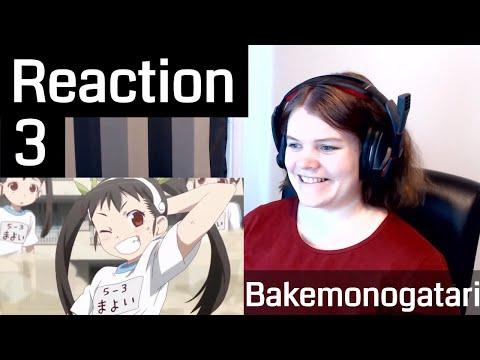 Bakemonogatari Episode 3 Reaction