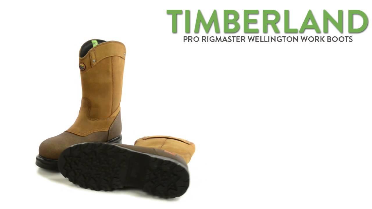 Timberland Pro Rigmaster Wellington