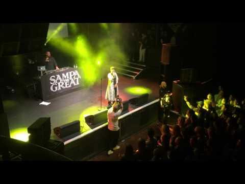 Sampa The Great Live at BURST KOKO 19th May 2017