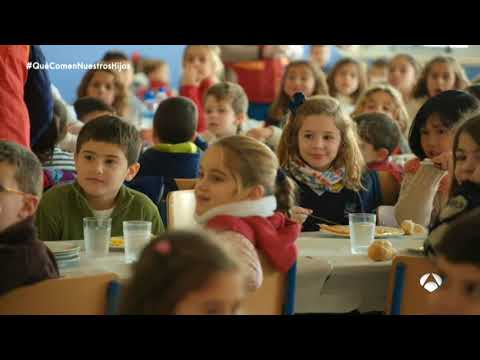 Serunion en el programa de Antena 3 ¿Qué comen nuestros hijos? con Alberto Chicote