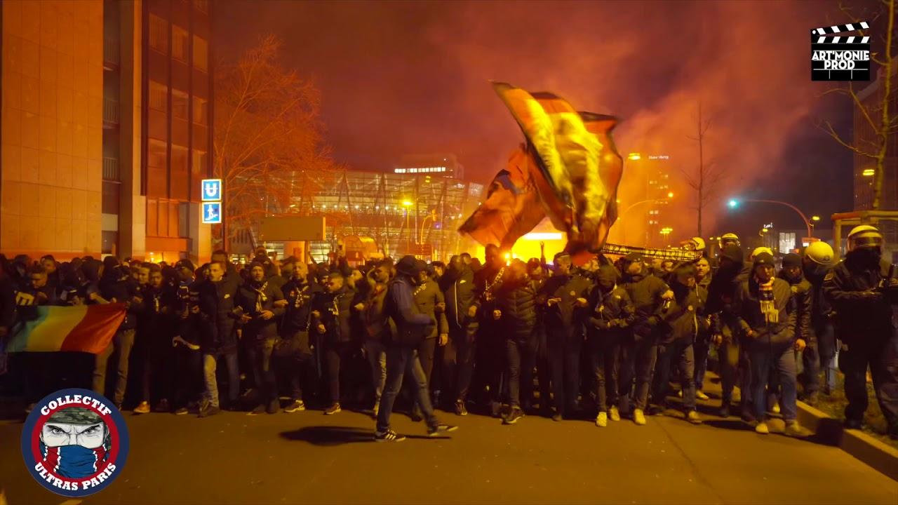 DORTMUND - PSG : UEFA CHAMPIONS LEAGUE