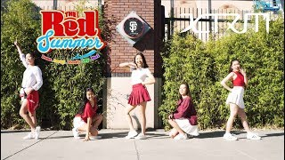 """[KPOP AT SF GIANTS] Red Velvet (레드벨벳) - """"Red Flavor (빨간 맛)"""" Dance Cover [XTRM Stanford K-pop]"""