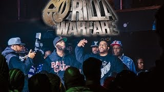 CHARLIE CLIPS VS HITMAN HOLLA : PRESENTED BY GORILLA WARFARE