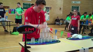 WSSA 2018 3rd Annual New England Regional Sport Stacking Championships