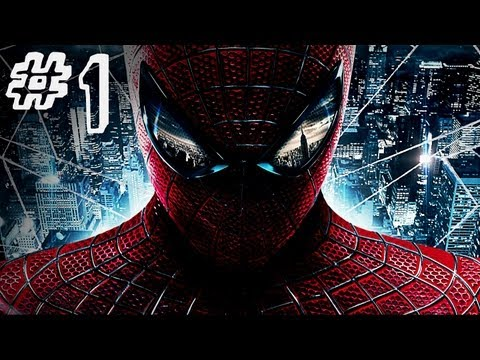 The Amazing Spider-Man - Gameplay Walkthrough - Part 1 - MAXIMUM CARNAGE (Video Game) poster