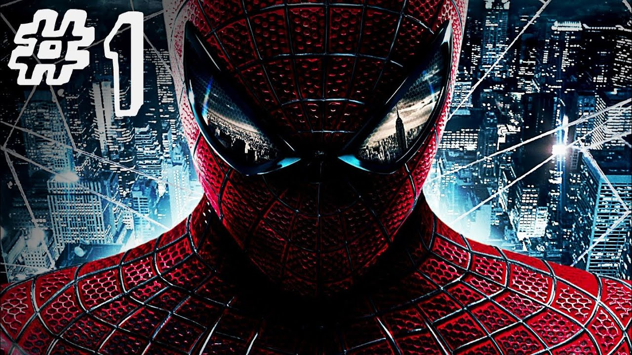 Spider Man 3d Live Wallpaper Pc The Amazing Spider Man Gameplay Walkthrough Part 1