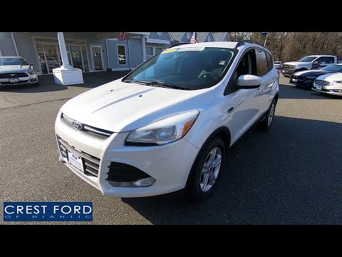 2016 Ford Escape Niantic, New London, Old Saybrook, Norwich, Middletown, CT F3923A