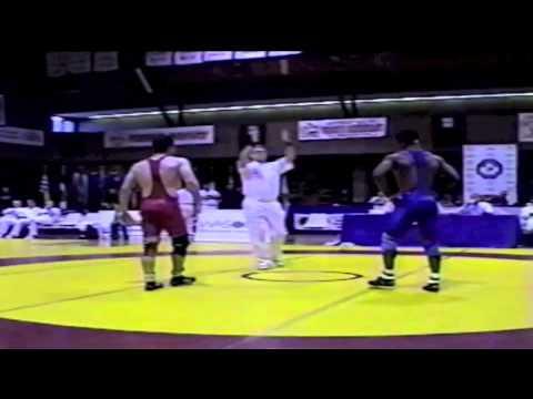 2000 Senior National Championships: 76 kg Zoltan Hunyady vs. Nick Ugoloah