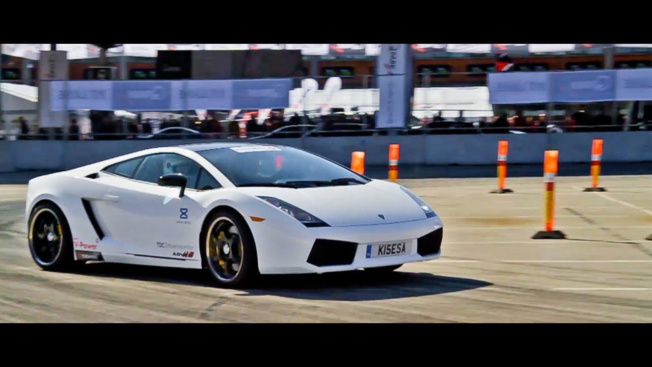 Racing Festival At Carlsberg 2010 Sports Cars Drifting Youtube