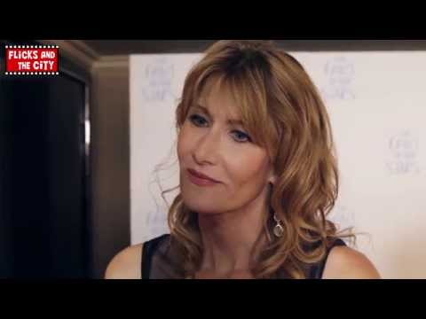 The Fault In Our Stars & Jurassic World Interview - Laura Dern