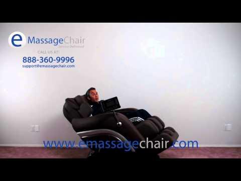 Omega Montage Pro Massage Chair Video - Zero Gravity