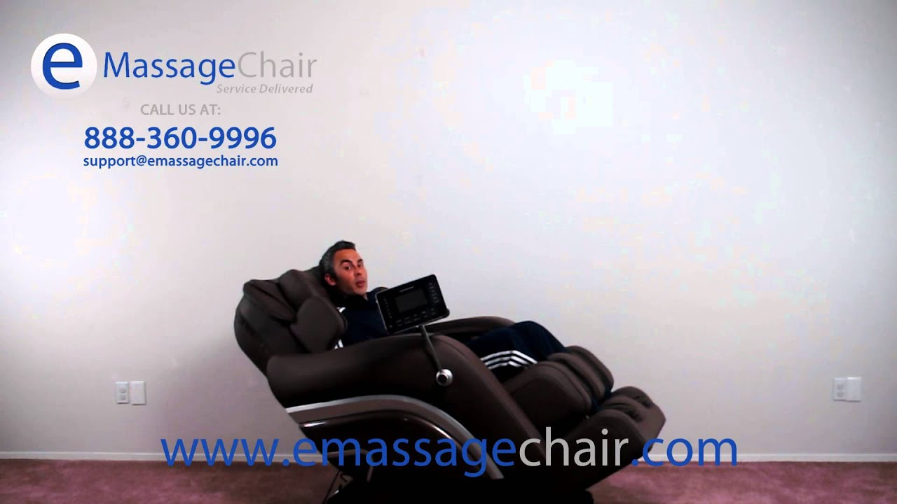 omega montage pro massage chair video zero gravity youtube
