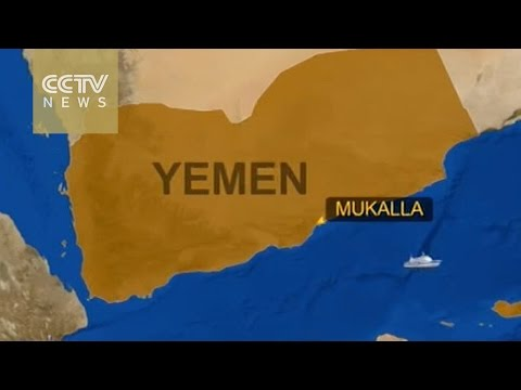 Search continues for 60 passagers after their ship sank off Yemen
