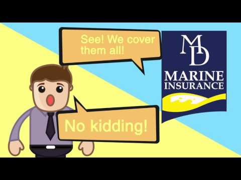 What Types Of Boats Does MD Marine Insurance Cover?