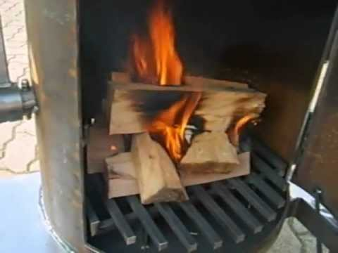mein meisterst ck ein barbecue smoker mal anders youtube. Black Bedroom Furniture Sets. Home Design Ideas