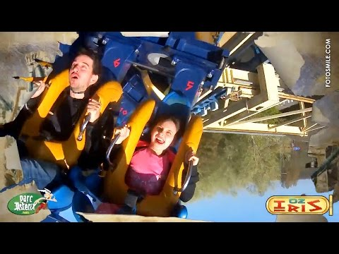 VLOG • Emotions TRÈS fortes au Parc Astérix ! - Studio Bubble Tea parc d'attractions