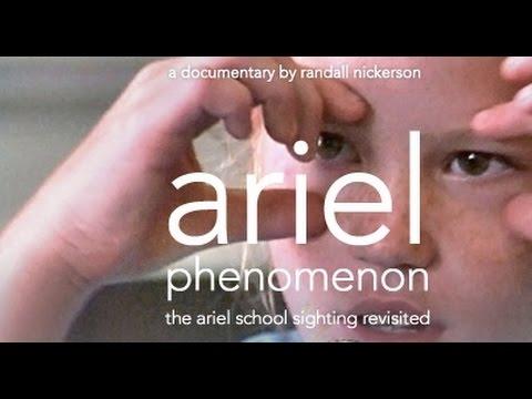 Randall Nickerson Interview, Ariel School UFO Encounter, 10-01-2014