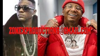 Moneybagg Yo WARNED by Lil boosie NOT come baton rouge says he has NBA Youngboy!WACTH