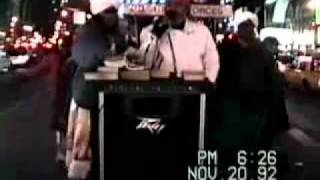 PT 1 AHRAYAH RIPS OUT HEART OF TIMES SQUARE IN 1992