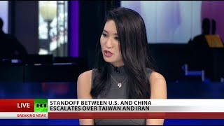 China fed up, goes after Iran sanctions