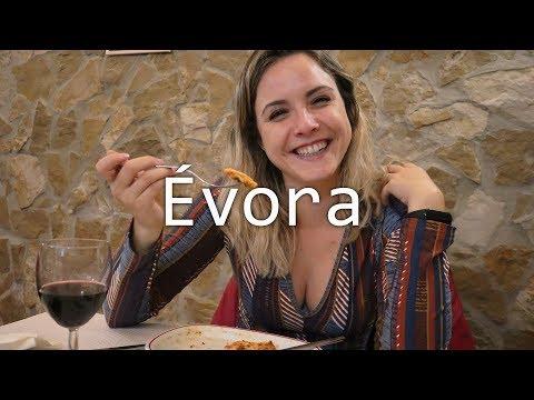Vinho, Comida e Rica História: Isto é Évora! | Alentejo, Portugal