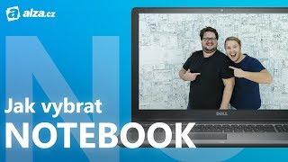 Jak vybrat notebook | Alza.cz