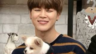 TRY NOT TO SMILE / BTS JIMIN EDITION
