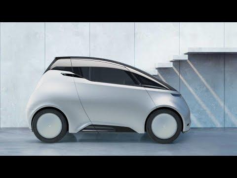 Uniti - Electric car | Equity crowdfunding 2017