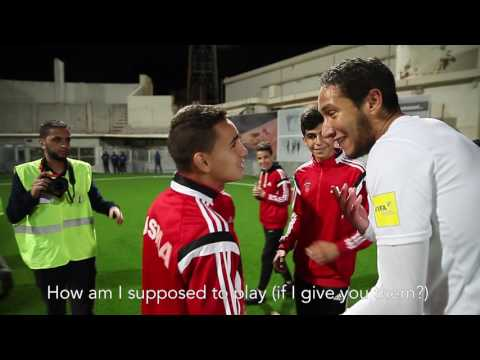 Libya 0-1 Tunisia: Bilel Mohsni Walk-around