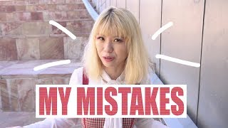 Biggest Mistakes I