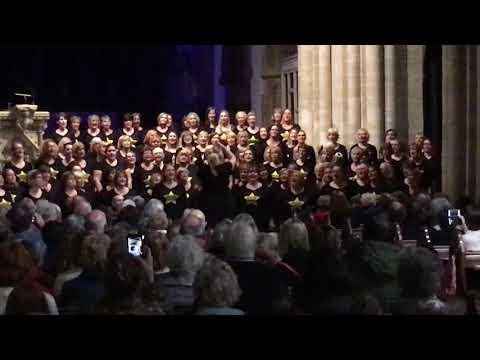 Poole Rock Choir - Hallelujah