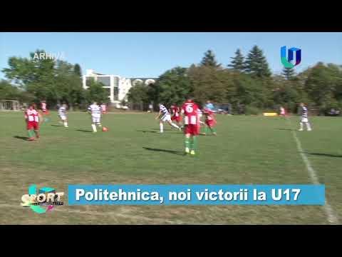TeleU: Politehnica, noi victorii la U17