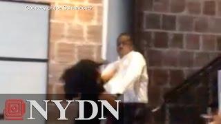 بالفيديو ' ديلي نيوز' تبث تقريراً عن النجم العالمي عمر الشريف بعد وفاته