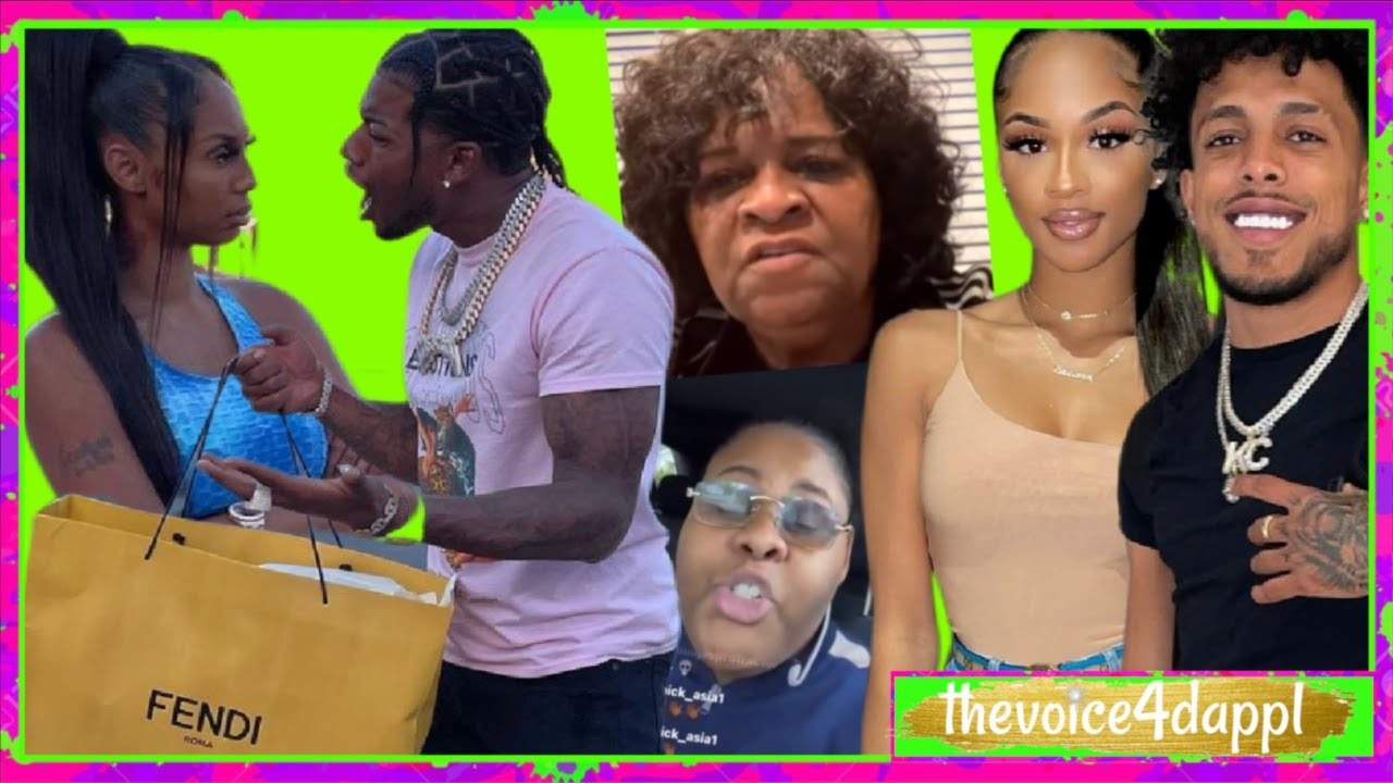 CJ SO COOL BEG$ ROYALTY TO COME BACK 🙄 Queen Naija Sister have words 4 me 😡 King Cid Breaks his sile